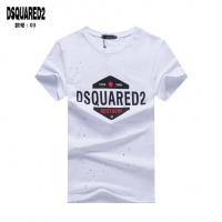 Dsquared T-Shirts Short Sleeved O-Neck For Men #470007