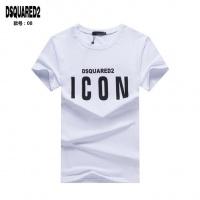 Dsquared T-Shirts Short Sleeved O-Neck For Men #470015