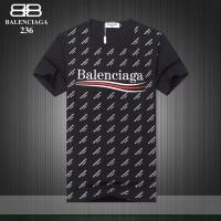 Balenciaga T-Shirts Short Sleeved O-Neck For Men #470029