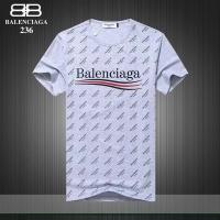 Balenciaga T-Shirts Short Sleeved O-Neck For Men #470030