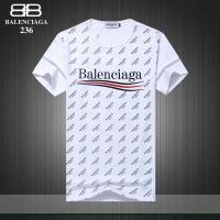 Balenciaga T-Shirts Short Sleeved O-Neck For Men #470031
