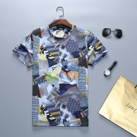Fendi T-Shirts Short Sleeved O-Neck For Men #470070