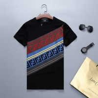 Fendi T-Shirts Short Sleeved O-Neck For Men #470078