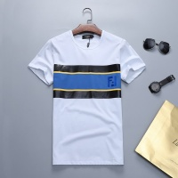 Fendi T-Shirts Short Sleeved O-Neck For Men #470080