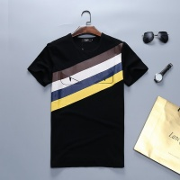 Fendi T-Shirts Short Sleeved O-Neck For Men #470084