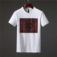 Philipp Plein PP T-Shirts Short Sleeved O-Neck For Men #470181