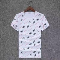 Ferragamo Salvatore FS T-Shirts Short Sleeved O-Neck For Men #470220