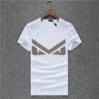 Fendi T-Shirts Short Sleeved O-Neck For Men #470252