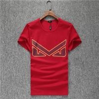 Fendi T-Shirts Short Sleeved O-Neck For Men #470253