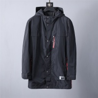 Prada Jackets Long Sleeved Zipper For Men #470355