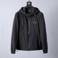 Prada Jackets Long Sleeved Zipper For Men #470359