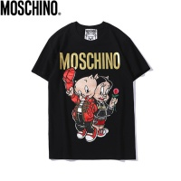Moschino T-Shirts For Unisex Short Sleeved O-Neck For Unisex #470366