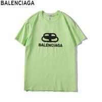 Balenciaga T-Shirts Short Sleeved O-Neck For Men #470383