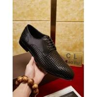 Bottega Veneta BV Leather Shoes For Men #471176
