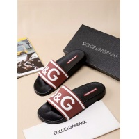 Dolce&Gabbana DG Slippers For Men #471277