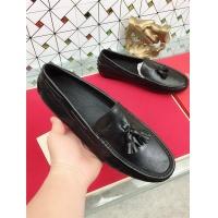 Salvatore Ferragamo SF Leather Shoes For Men #471848