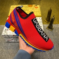 Dolce&Gabbana DG Casual Shoes For Women #472191