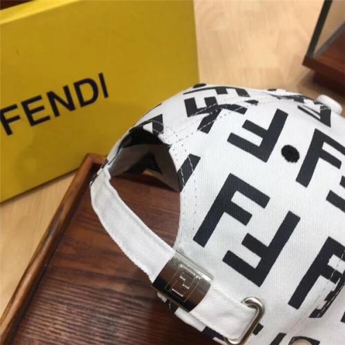 Cheap Fendi Fashion Caps #473354 Replica Wholesale [$25.71 USD] [W#473354] on Replica Fendi Caps