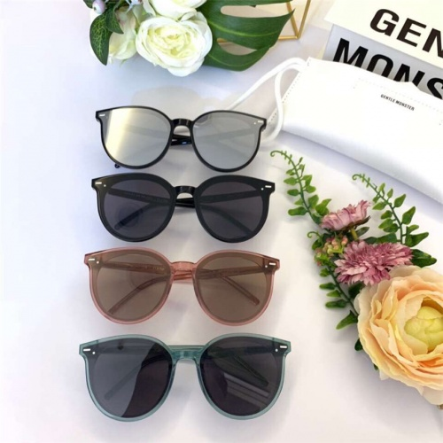 Cheap GENTLE MONSTER AAA Quality Sunglasses #474632 Replica Wholesale [$48.50 USD] [W#474632] on Replica GENTLE MONSTER AAA Sunglasses
