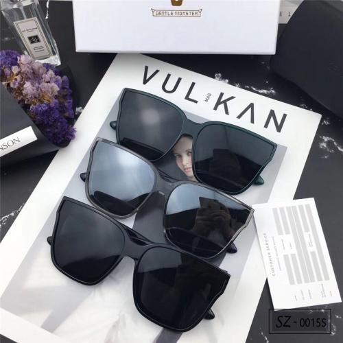 Cheap GENTLE MONSTER Quality A Sunglasses #474649 Replica Wholesale [$40.74 USD] [W#474649] on Replica GENTLE MONSTER Quality A Sunglasses