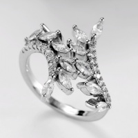 SWAROVSKI AAA Quality Rings #473565