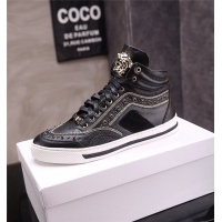 Versace High Tops Shoes For Men #473658