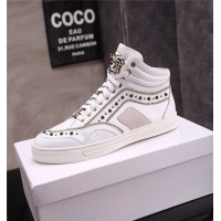Versace High Tops Shoes For Men #473659