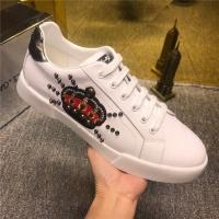 Dolce&Gabbana DG Casual Shoes For Men #473827