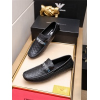 Armani Leather Shoes For Men #473909
