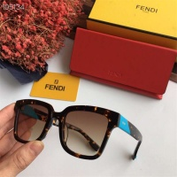 Fendi AAA Quality Sunglasses #474766
