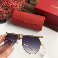 Cartier AAA Quality Sunglasses #474811