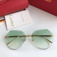 Cartier AAA Quality Sunglasses #474819