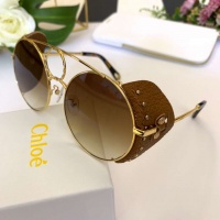 Chloe AAA Quality Sunglasses #474873