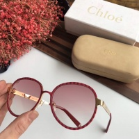 Chloe AAA Quality Sunglasses #474875