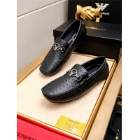 Armani Leather Shoes For Men #475979