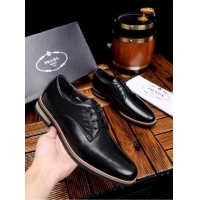 Prada Leather Shoes For Men #476134