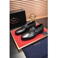 Prada Leather Shoes For Men #476137