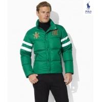 Ralph Lauren Polo Down Jackets Long Sleeved Zipper For Men #476427