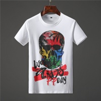 Philipp Plein PP T-Shirts Short Sleeved O-Neck For Men #476569