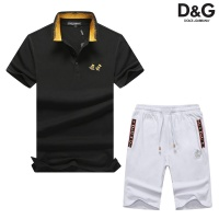 Dolce & Gabbana D&G Tracksuits Short Sleeved Polo For Men #476682