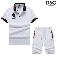 Dolce & Gabbana D&G Tracksuits Short Sleeved Polo For Men #476686