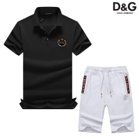 Dolce & Gabbana D&G Tracksuits Short Sleeved Polo For Men #476720