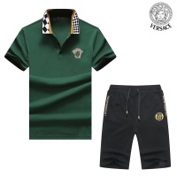Versace Tracksuits Short Sleeved Polo For Men #476764
