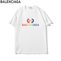 Balenciaga T-Shirts Short Sleeved O-Neck For Men #476873