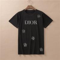 Christian Dior T-Shirts Short Sleeved O-Neck For Men #476948