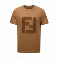 Fendi T-Shirts Short Sleeved O-Neck For Men #476990