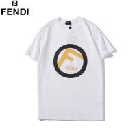 Fendi T-Shirts Short Sleeved O-Neck For Men #477001