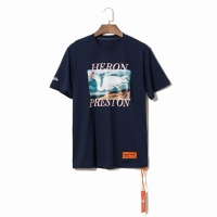 Heron Preston T-Shirts Short Sleeved O-Neck For Men #477116