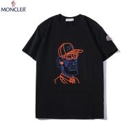 Moncler T-Shirts Short Sleeved O-Neck For Men #477149