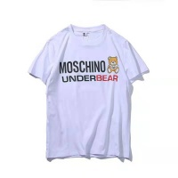 Moschino T-Shirts Short Sleeved O-Neck For Men #477186